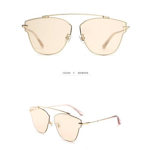 MUJOSH Sunglasses LIGHT CHAMPAGNE