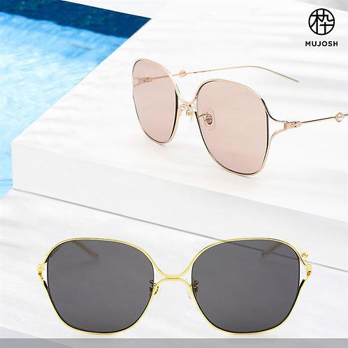 MUJOSH Sunglasses Pearl