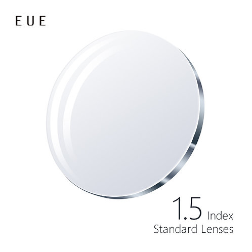 EUE 1.5 Index  Standard Lenses