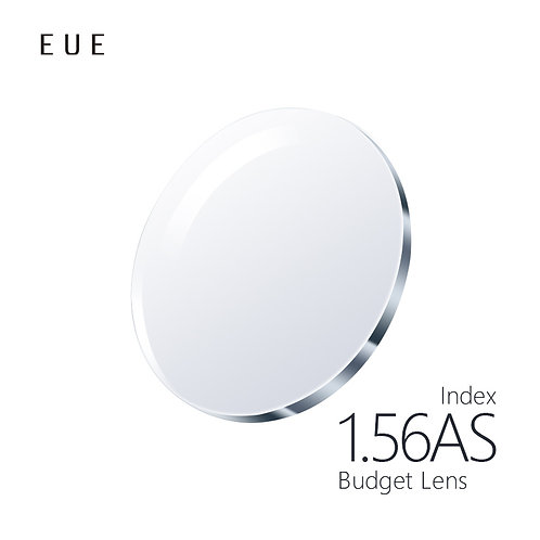 EUE 1.56AS Index Budget Lenses