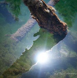 Lighting the depths