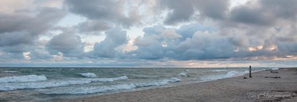 Windy morning on Lake Superior