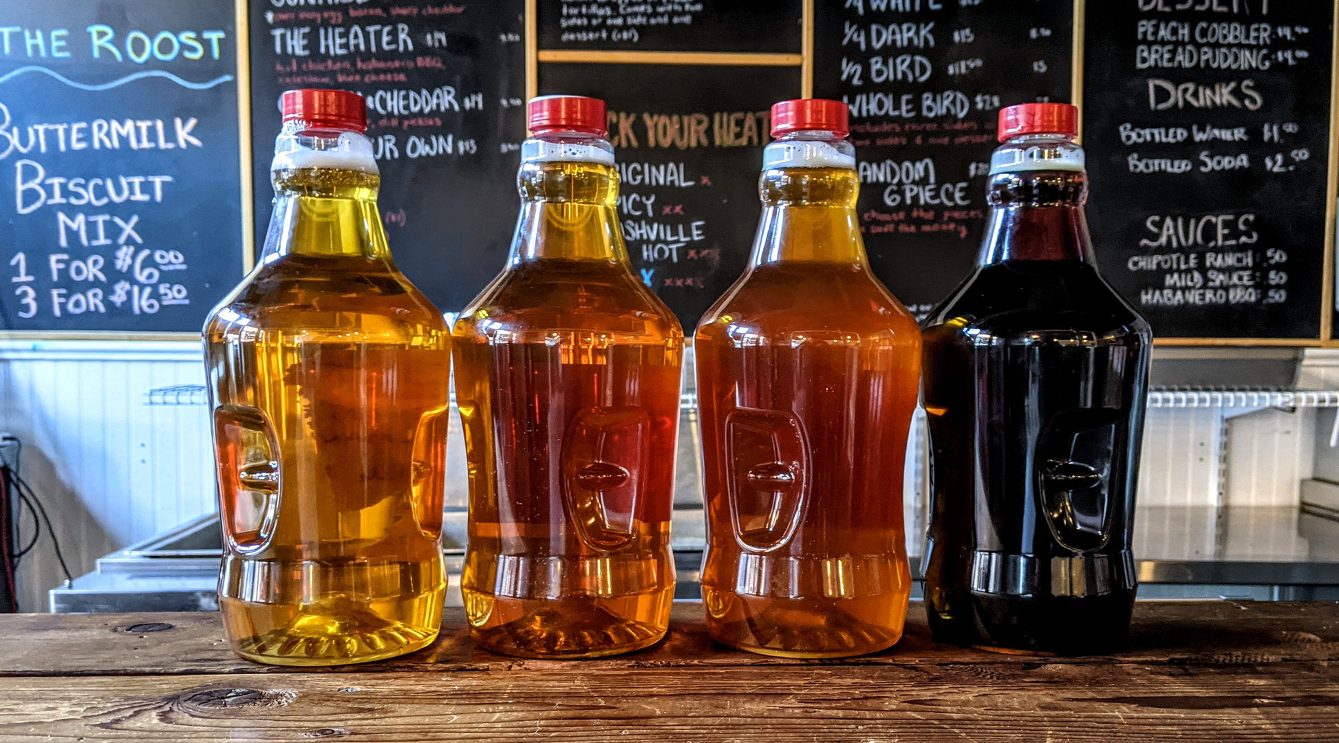 Now Delivering Growlers