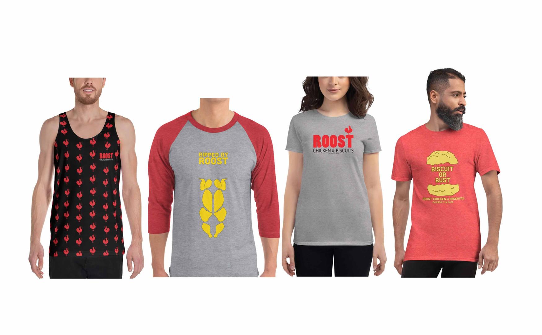 Buy Roost Merchandise