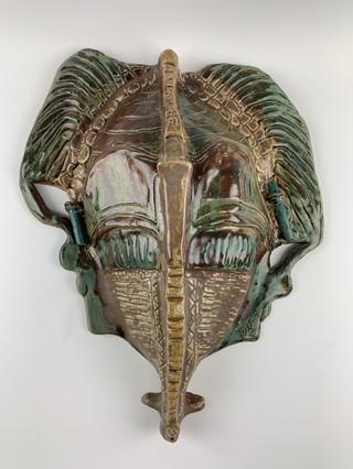 """""""Elephant Mask"""""""