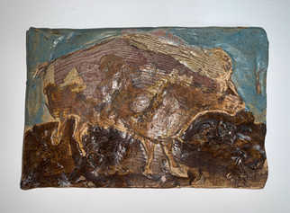 """""""Prehistoric Bison"""""""