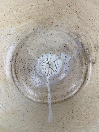 """Unity Bowl"" - Dandelion Image"
