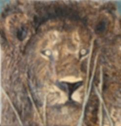 """""""Lion"""" tile"""
