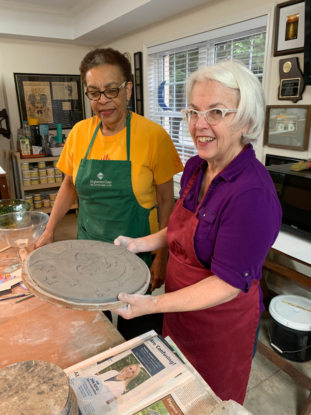 Adult Pottery Class