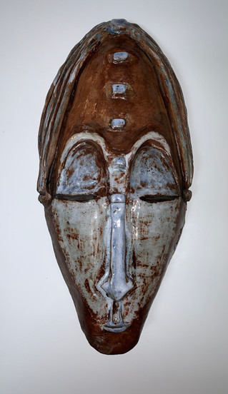 """Blue Mask"""