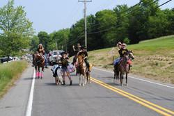 Team DO3 Parade 2012