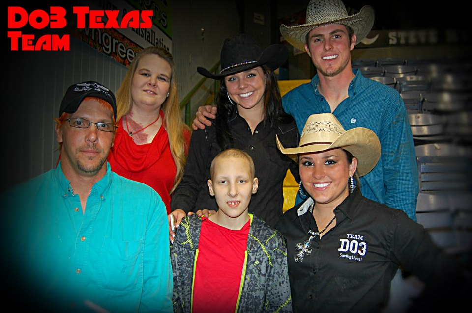 Team DO3 Texas & Dominique