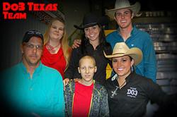 Team DO3 Texas & Dominique