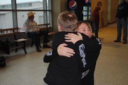 Trenton & big hugs!