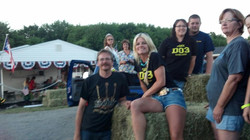 Hay drive team