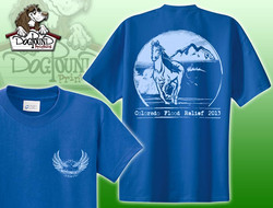 CO Flood Relief Tshirt