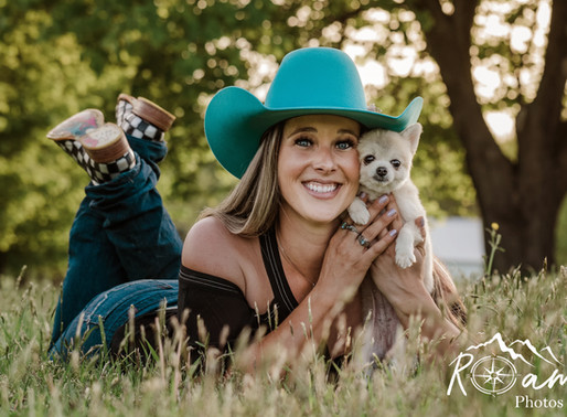 A Beautiful Cowgirl with a Beautiful Soul