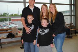 Trenton w/Family & Jackie