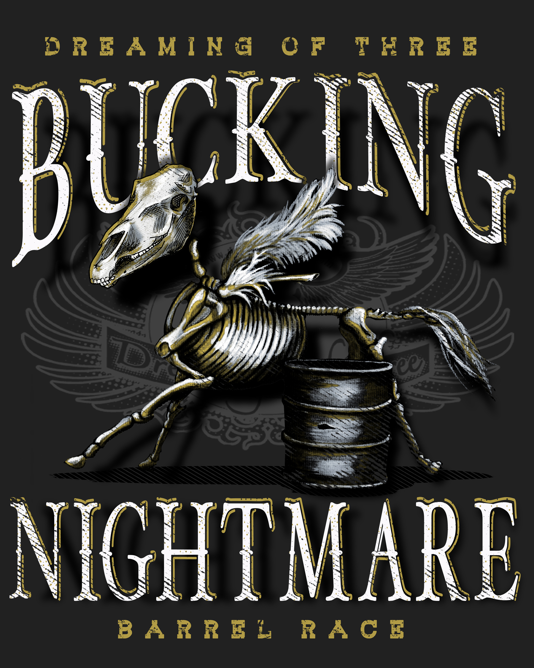 2016buckingnightmareshirt