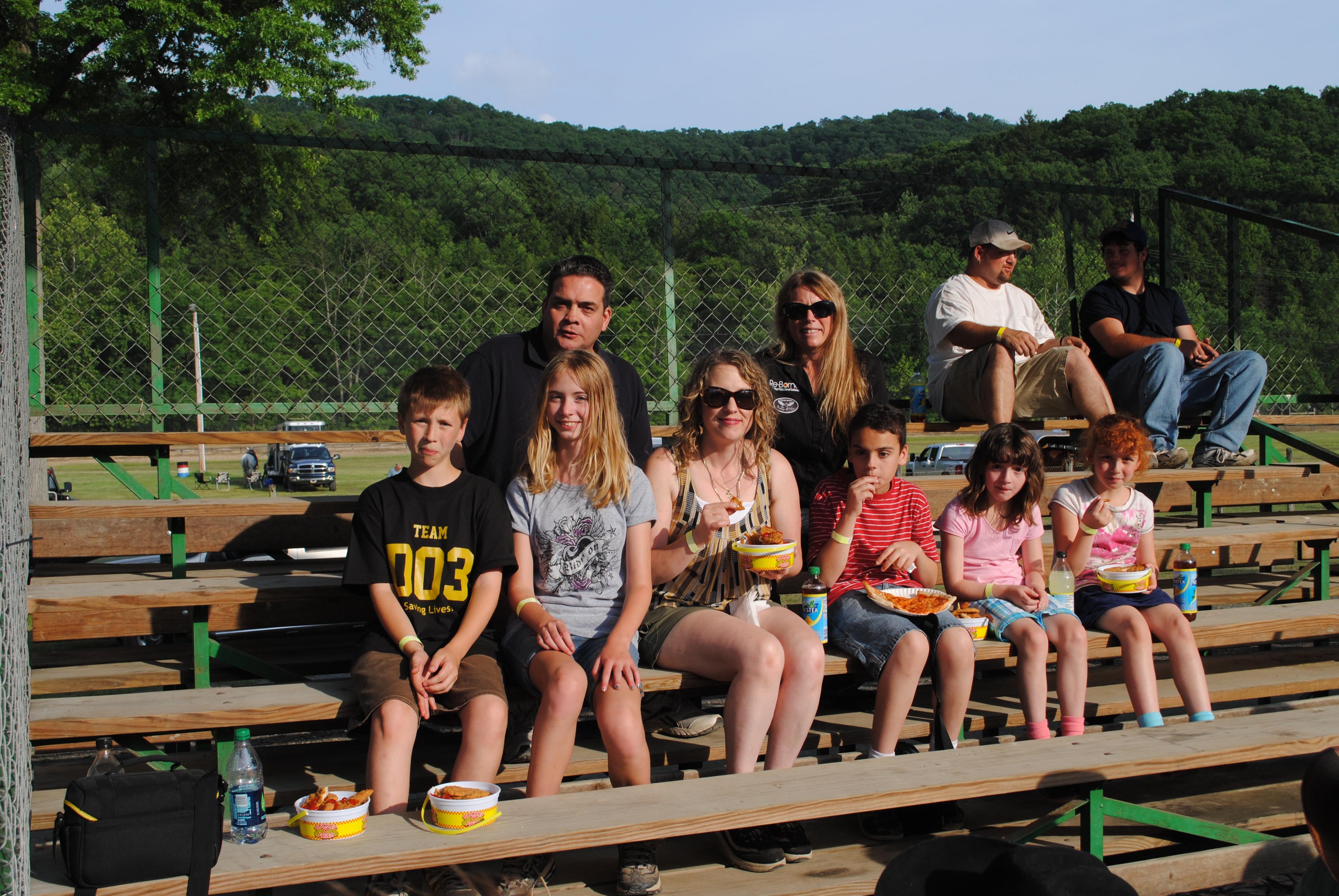 Gabby Polizzi & Family