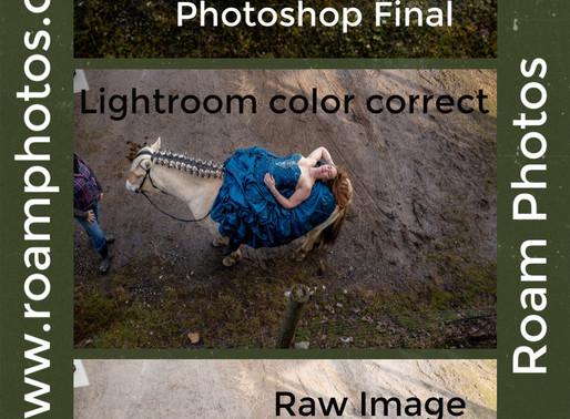 Professional Photographers & Editing