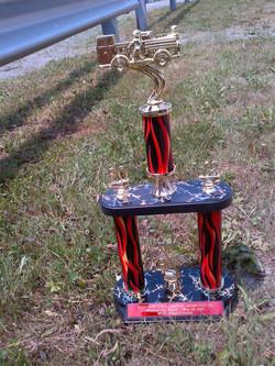 TEAM DO3 Best Equestrian Team Trophy