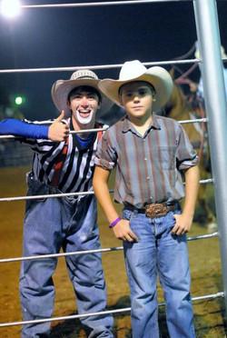 Aaron & Boogerhead