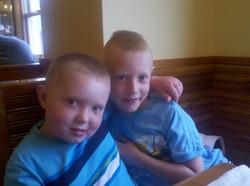 Trenton & brother