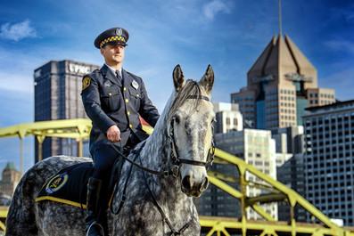 Pittsburgh Bureau of Mounted Police