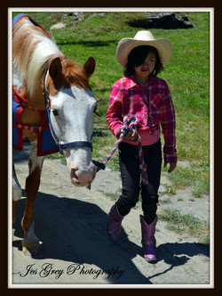 Loving the ponies