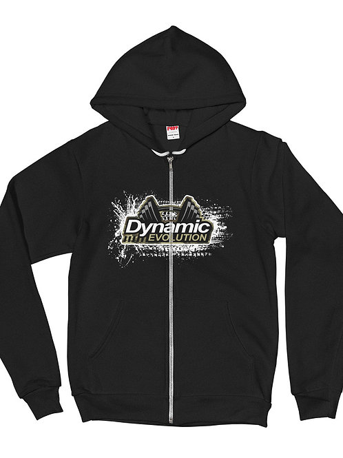 Dynamic Evolution Zip Up