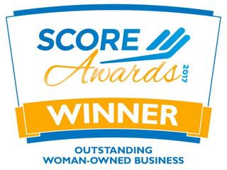 2017 Score Award Winner!