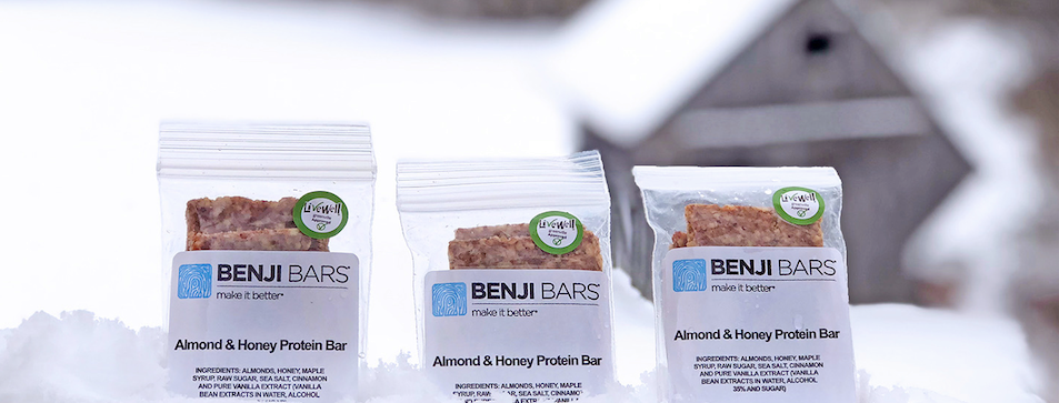 Benji Bars 25-Pack 1.5 oz. Bags