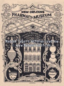 Poster-Pharmacy Museum