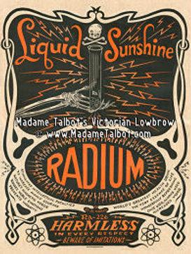 Poster-Liquid Sunshine