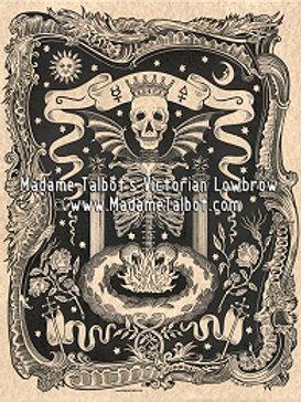 Poster-Alchemy Ribcage
