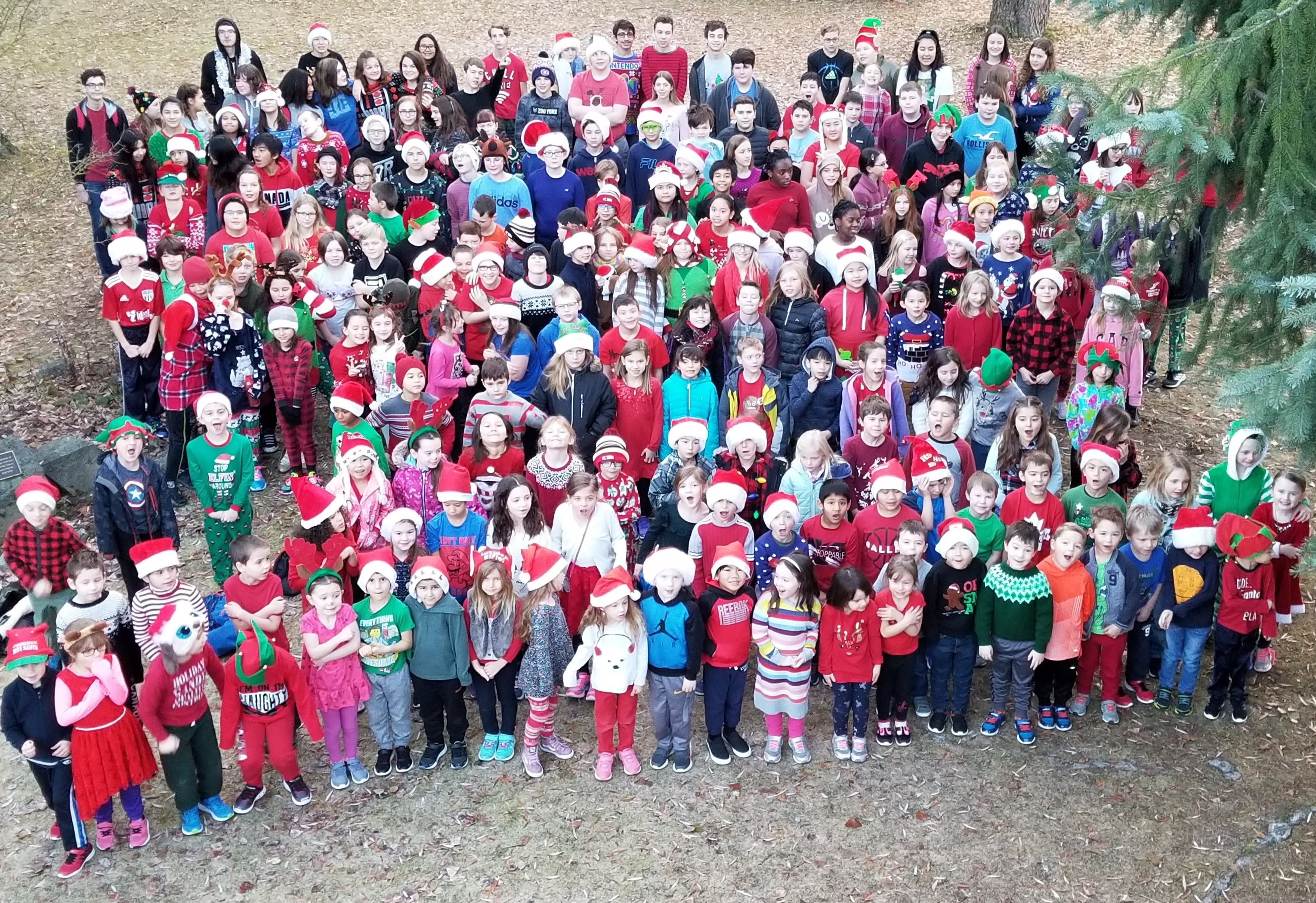 Christmas 2019 Student Picture
