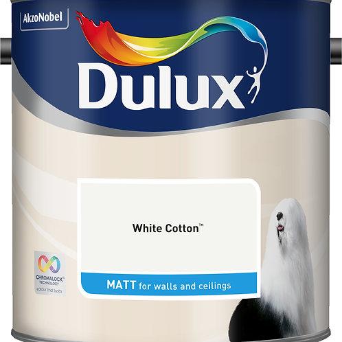 White Cotton  2.5ltr