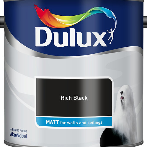 Rich Black  2.5ltr