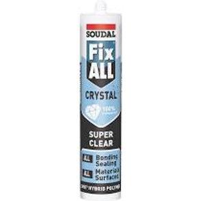 Soudal Fix all - crystal