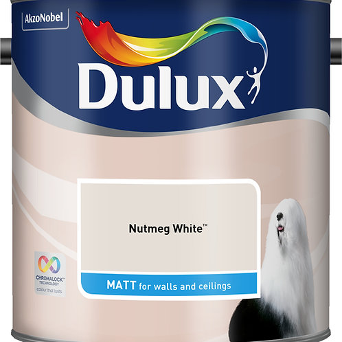 Nutmeg White