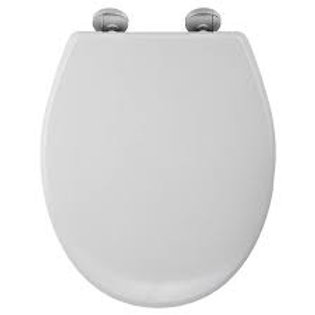 Croydex Constance Toilet Seat With Soft Close Hinge