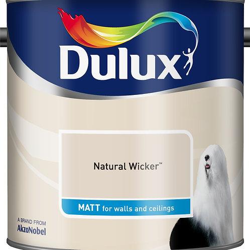 Natural Wicker  2.5ltr