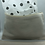 Thumbnail: Heart Zippered Bag (Cream Color Only)