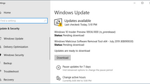 While Microsoft work on an update, you can fix the Build 18936 connectivity issues yourself