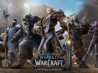 Battle for Azeroth Becomes Fastest Selling Expansion in WoW History With 3.4 Million Copies Sold on