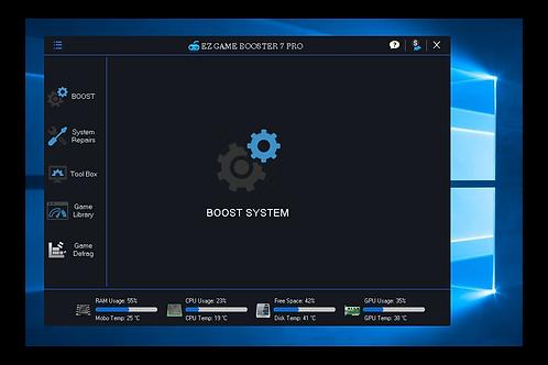 EZ Game Booster Pro v7 (Pre-Order)