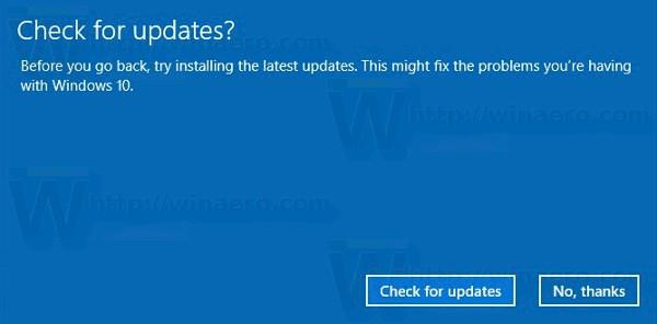 Uninstall-Windows-10-Creators-Update-check-for-updates