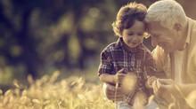 Роль дедушек в воспитании детей
