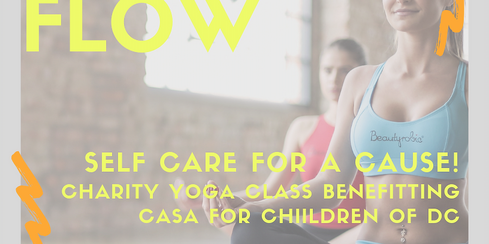 Self-Care for a Cause